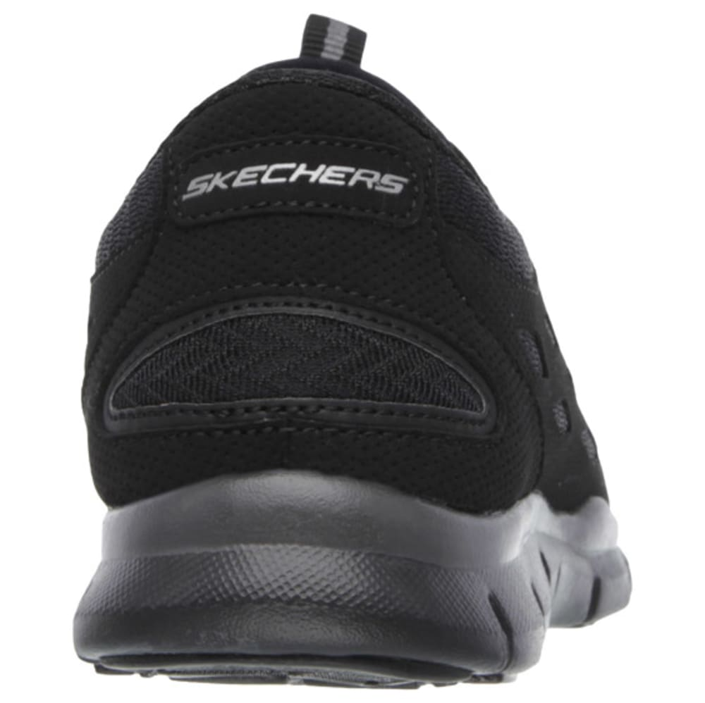SKECHERS Women's Gratis - Full Circle Sneakers - BLACK
