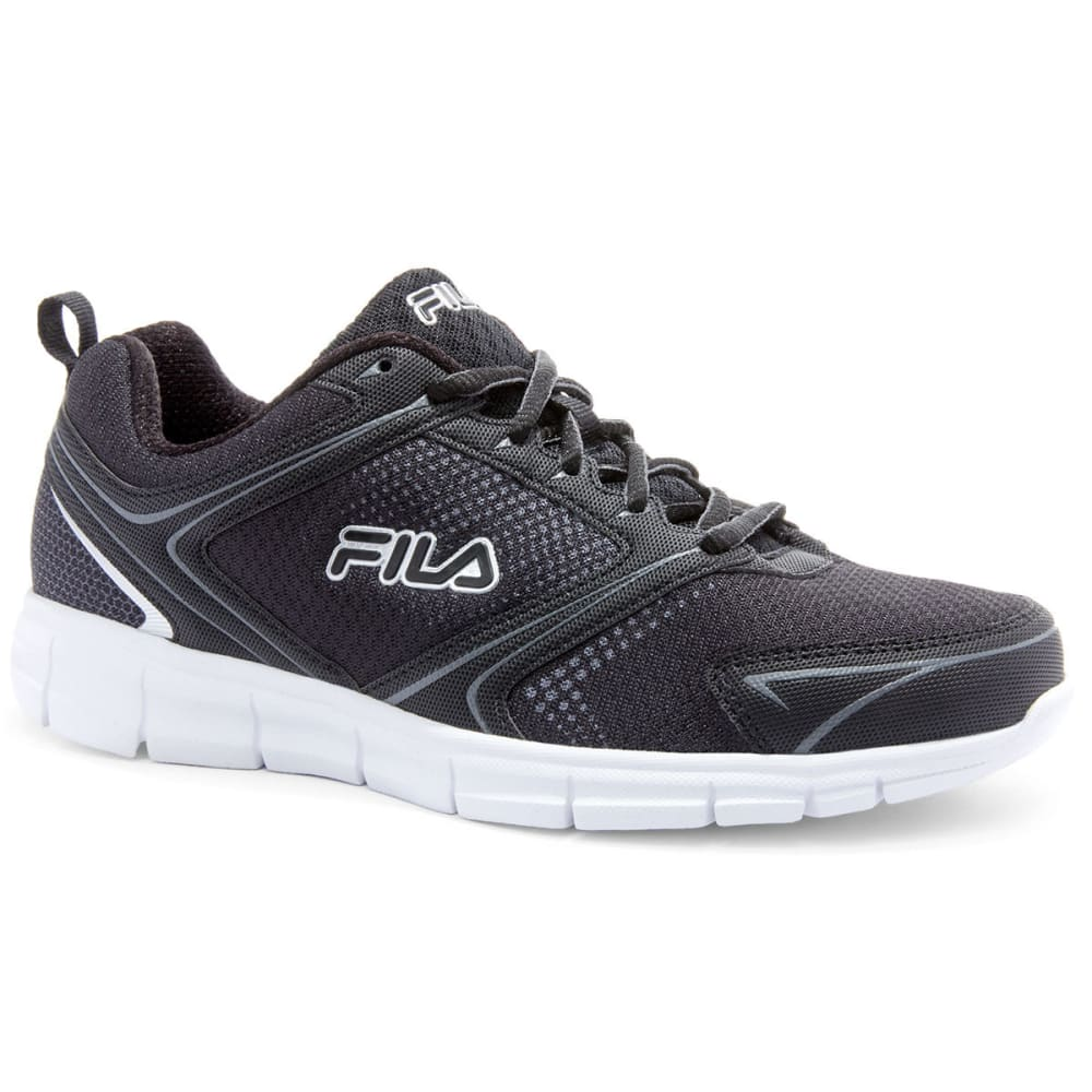 FILA Women's Windstar 2 Running Shoes - BLACK