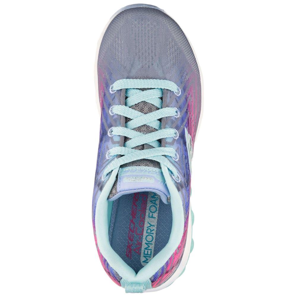 SKECHERS Girls' Skech-Air – Jumparound Shoes - GREY