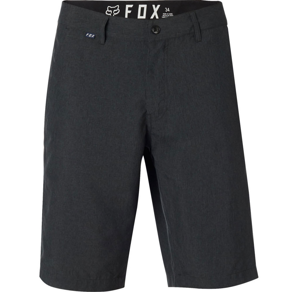 FOX Guys' Essex Tech Shorts - HTR BLK-243