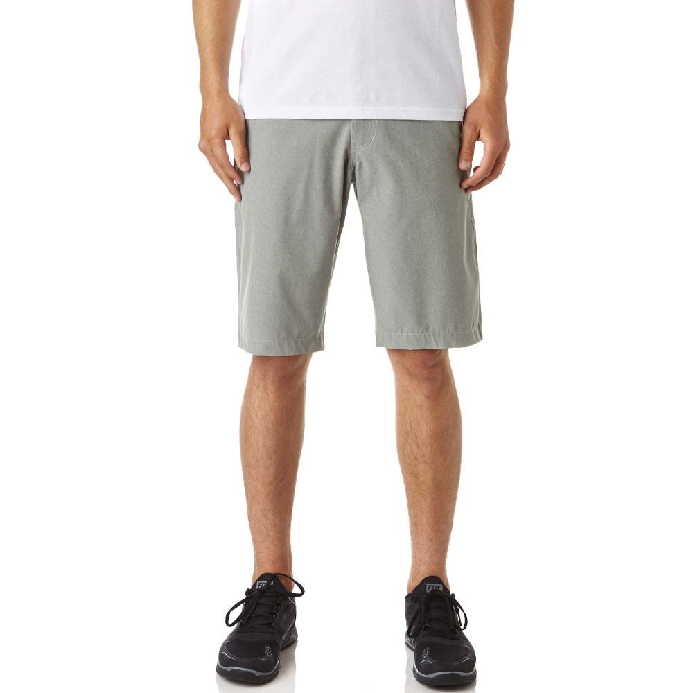FOX Guys' Essex Tech Shorts - HTR STONE-541