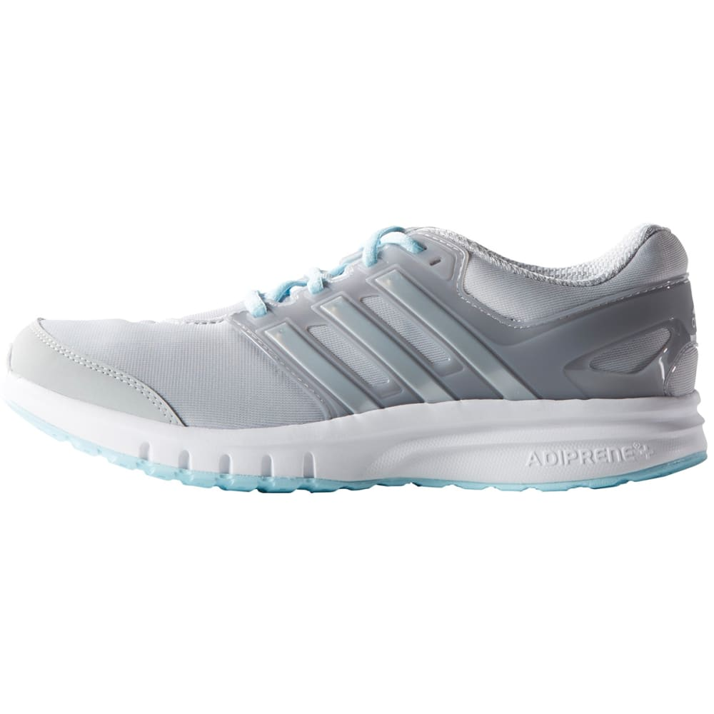ADIDAS Women's Galaxy Elite 2 Running Shoes - GRY/SLVR/FROST BLU
