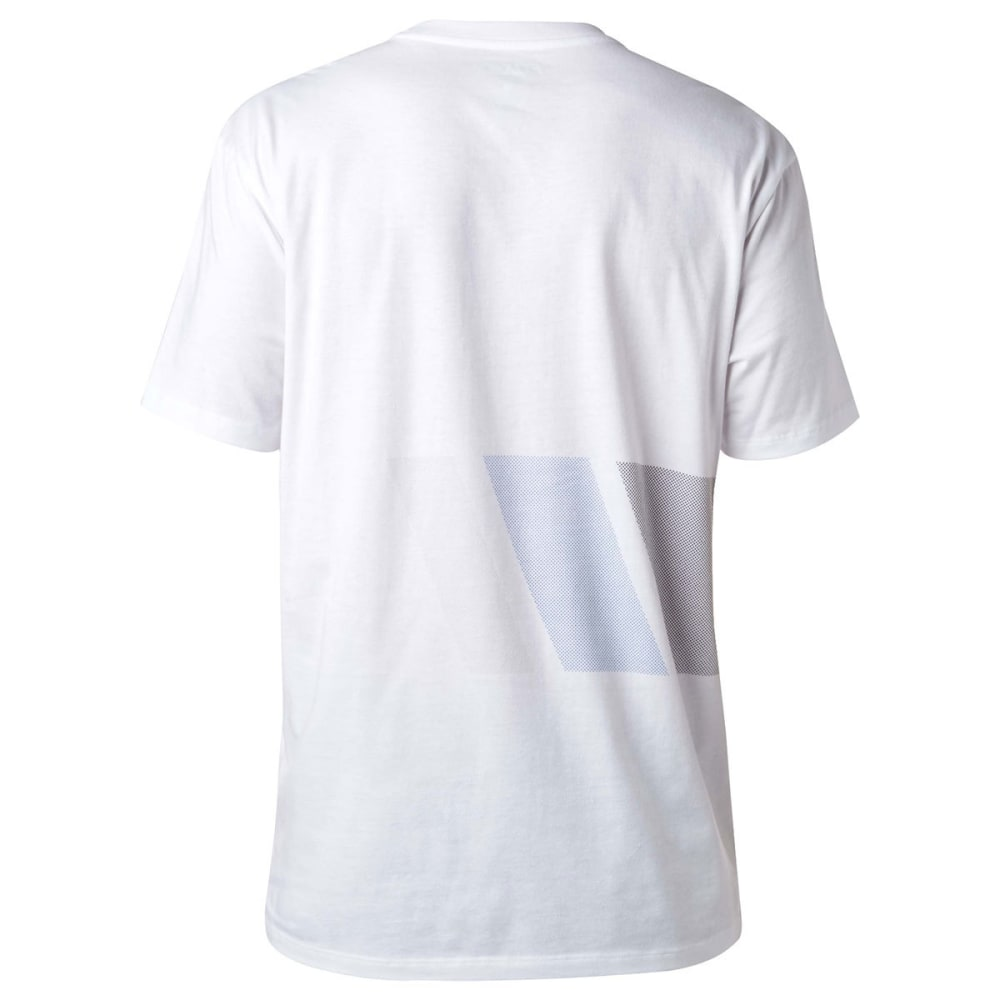 FOX RACING Guys' Seca Wrap Short-Sleeve Tee - 190-OPTIC WHITE