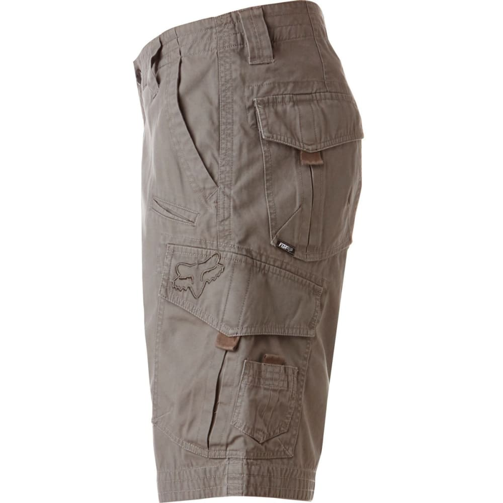 FOX Guys' Slambozo Cargo Shorts - 038-GUNMETAL