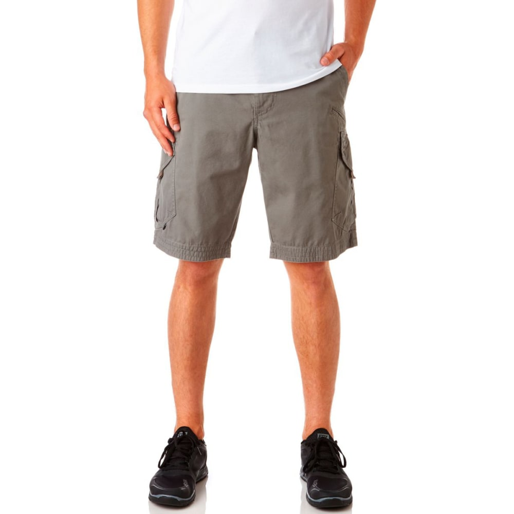 FOX Guys' Slambozo Cargo Shorts - 038-GUNMETAL