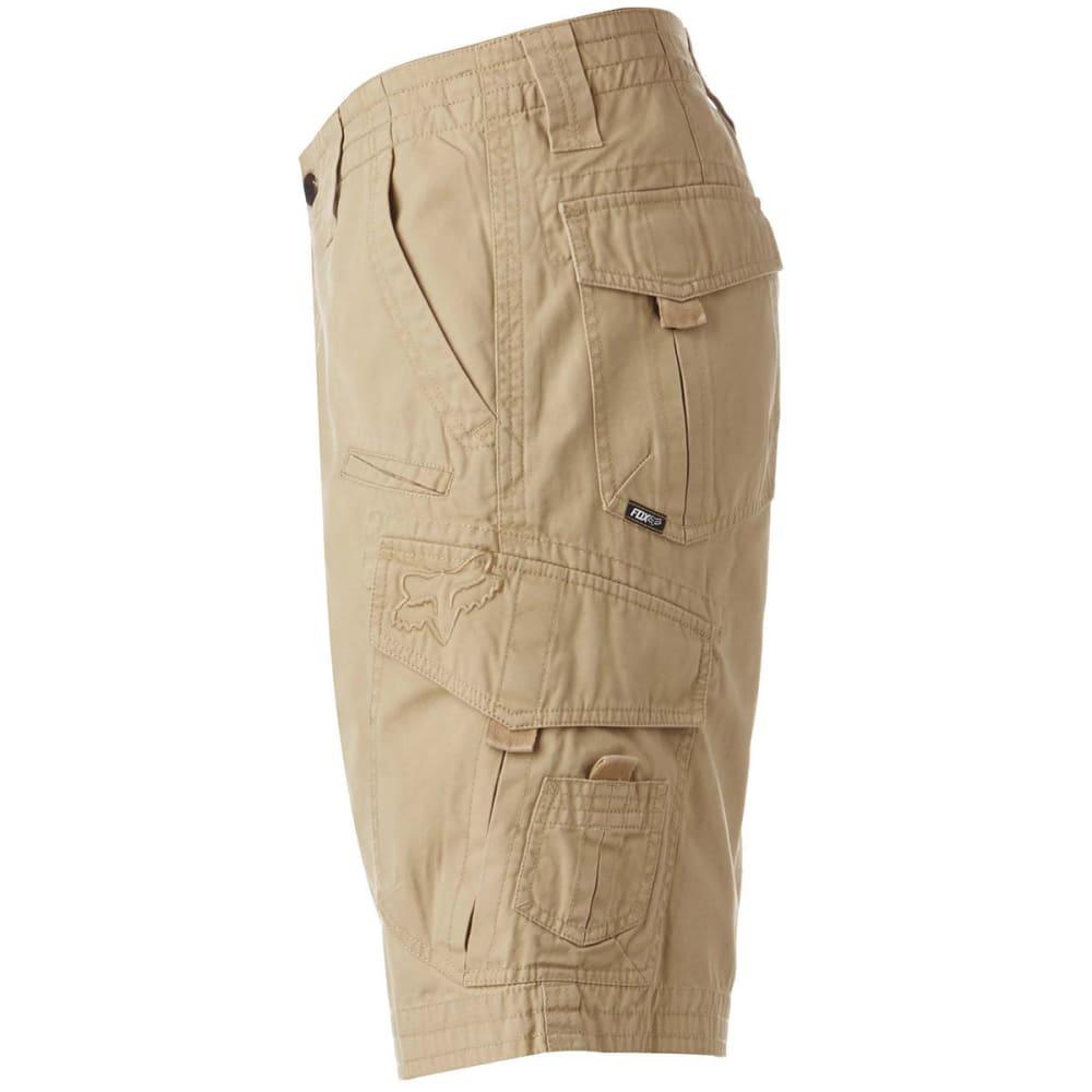 FOX Guys' Slambozo Cargo Shorts - 108-DK KHAKI