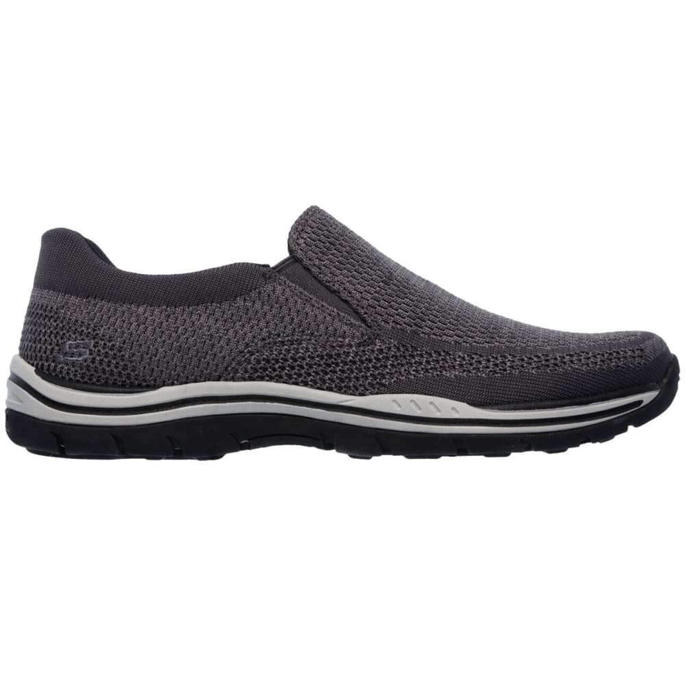 SKECHERS Men's Relaxed Fit: Expected – Gomel Shoes - GREY