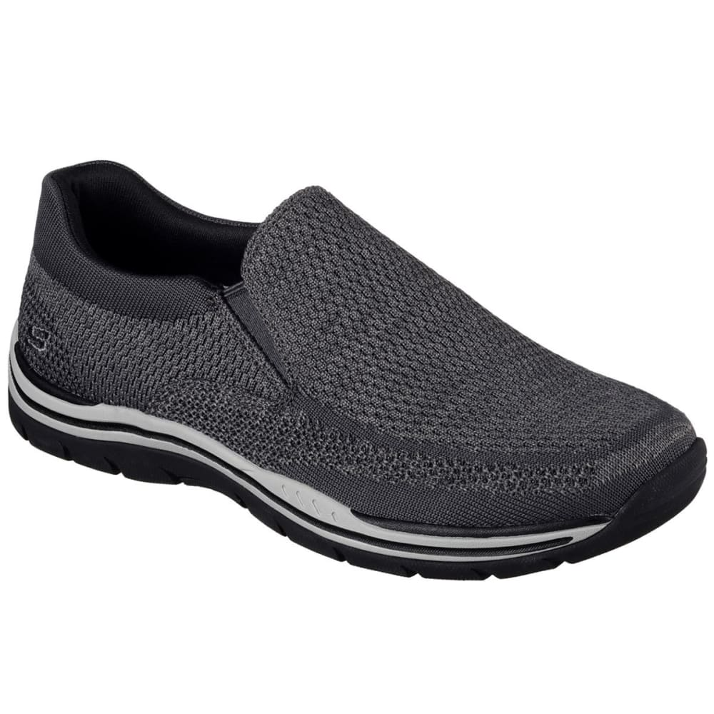 Skechers Men's Relaxed Fit: Expected- Gomel Shoes - Black, 8
