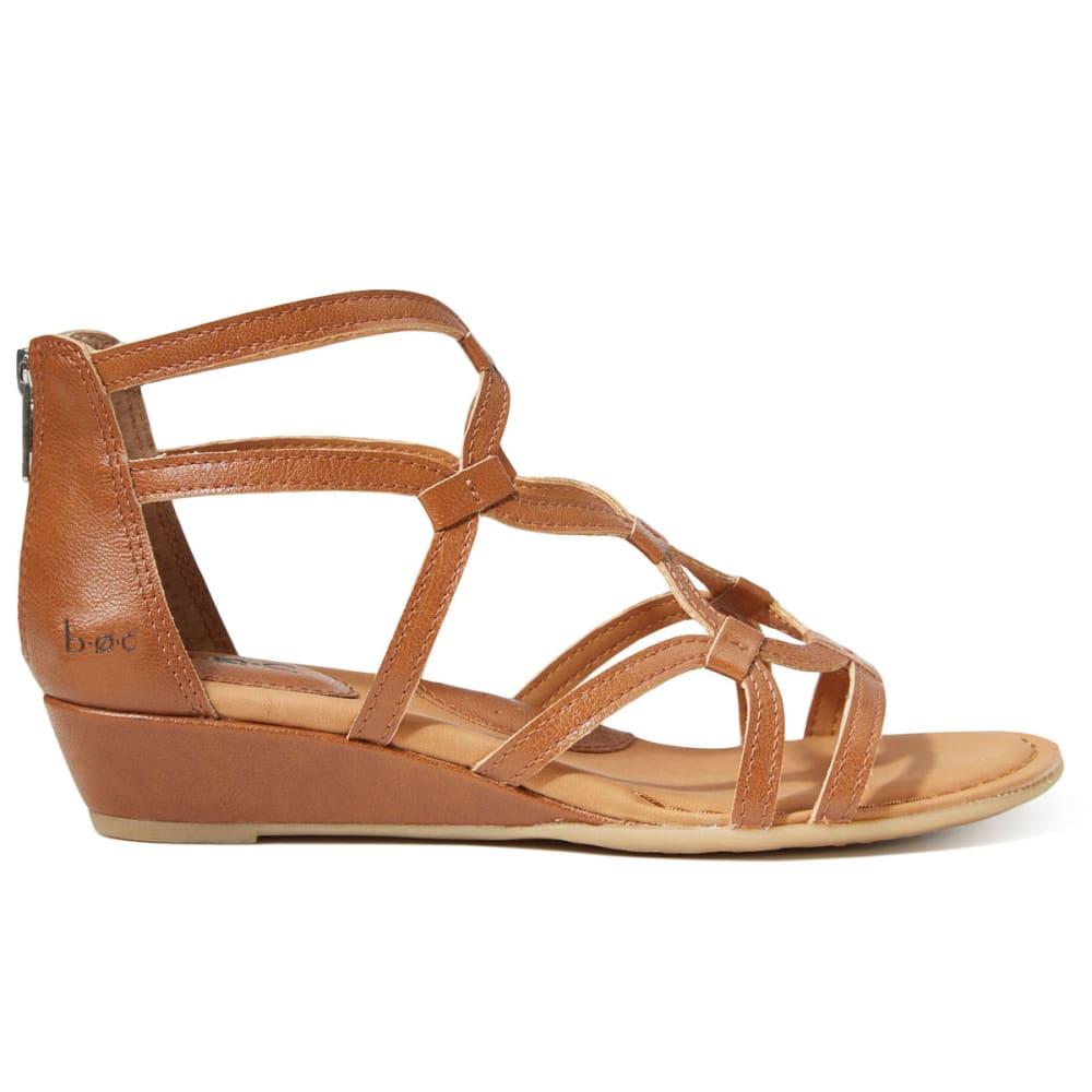 B.O.C. Women's Pawel Demi-Wedge Sandals - SADDLE