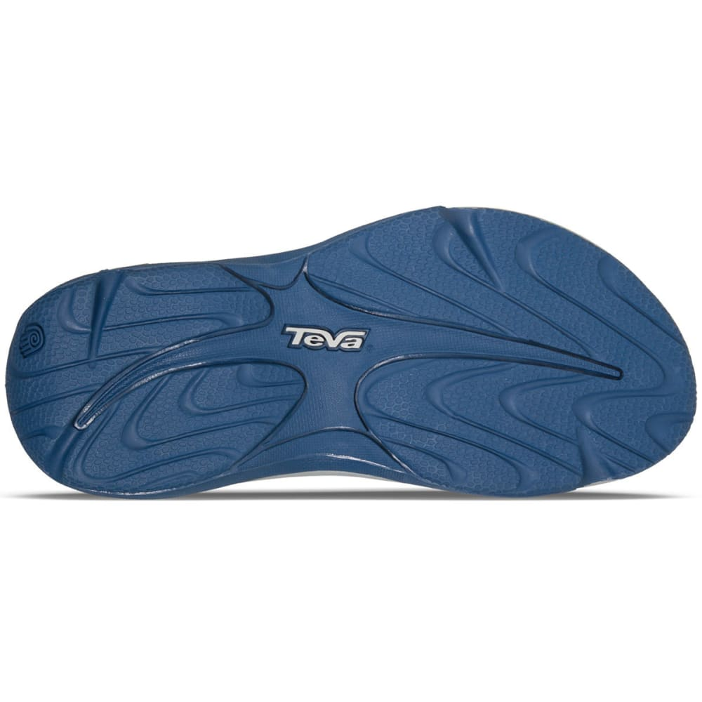 TEVA Women's Hurricane 3 Sandals, Mini Denim Blue - DENIM BLUE