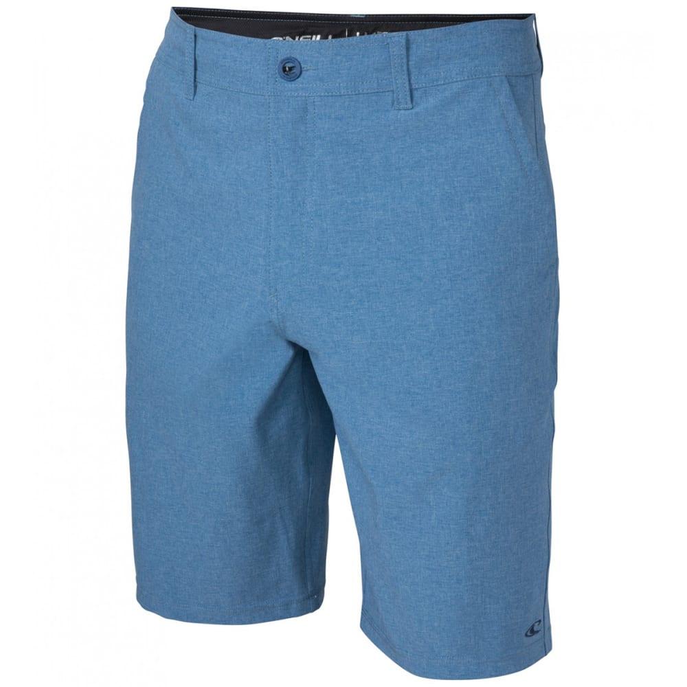O'NEILL Men's Loaded Heather Hybrid Shorts 28