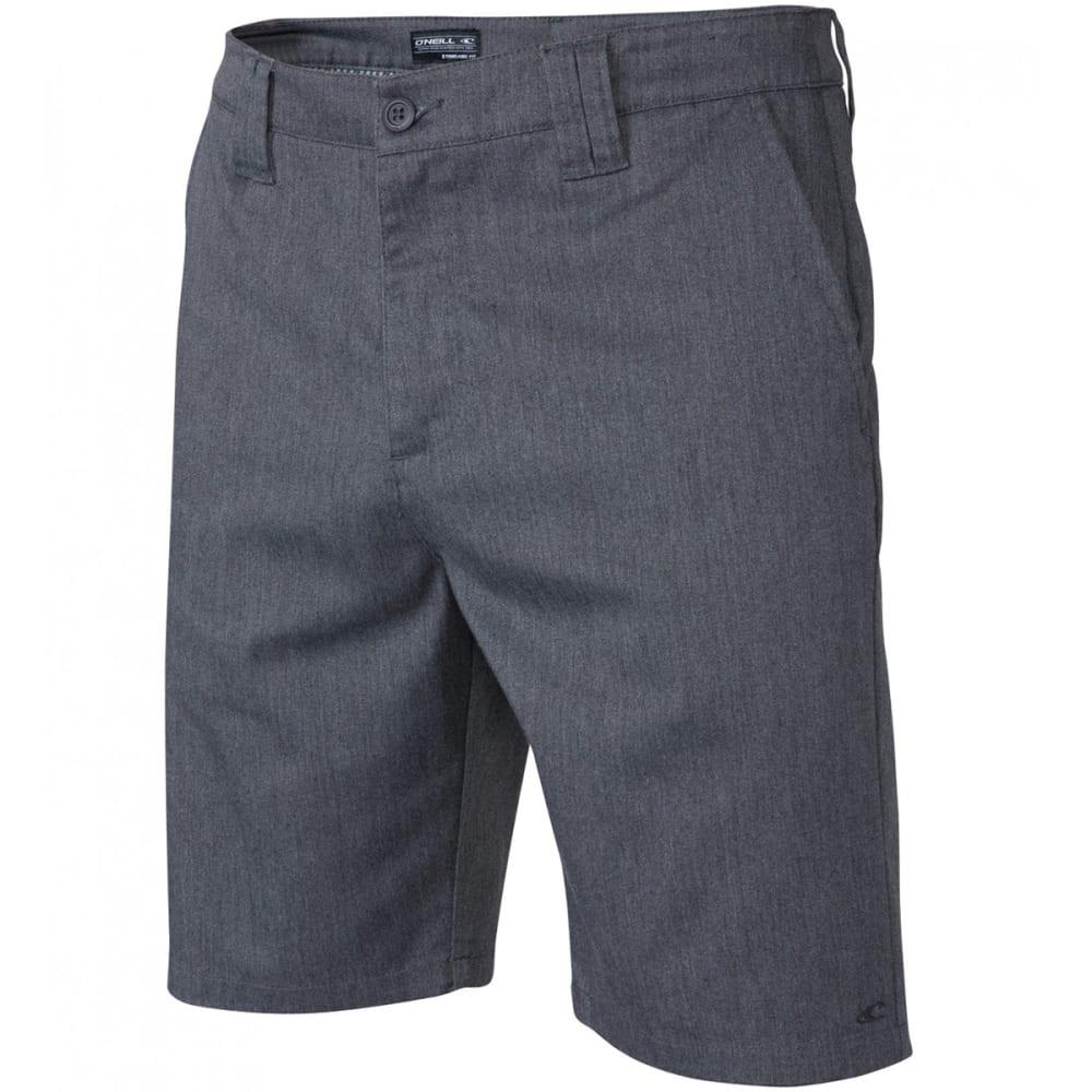 O'NEILL Guys' Contact Stretch Shorts - DCH-ASPHALT