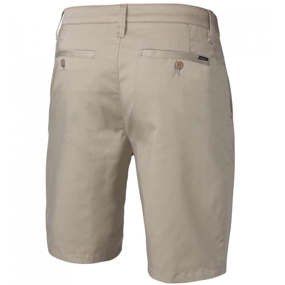 O'NEILL Guys' Contact Stretch Shorts - KHA-ONEILL KHAKI