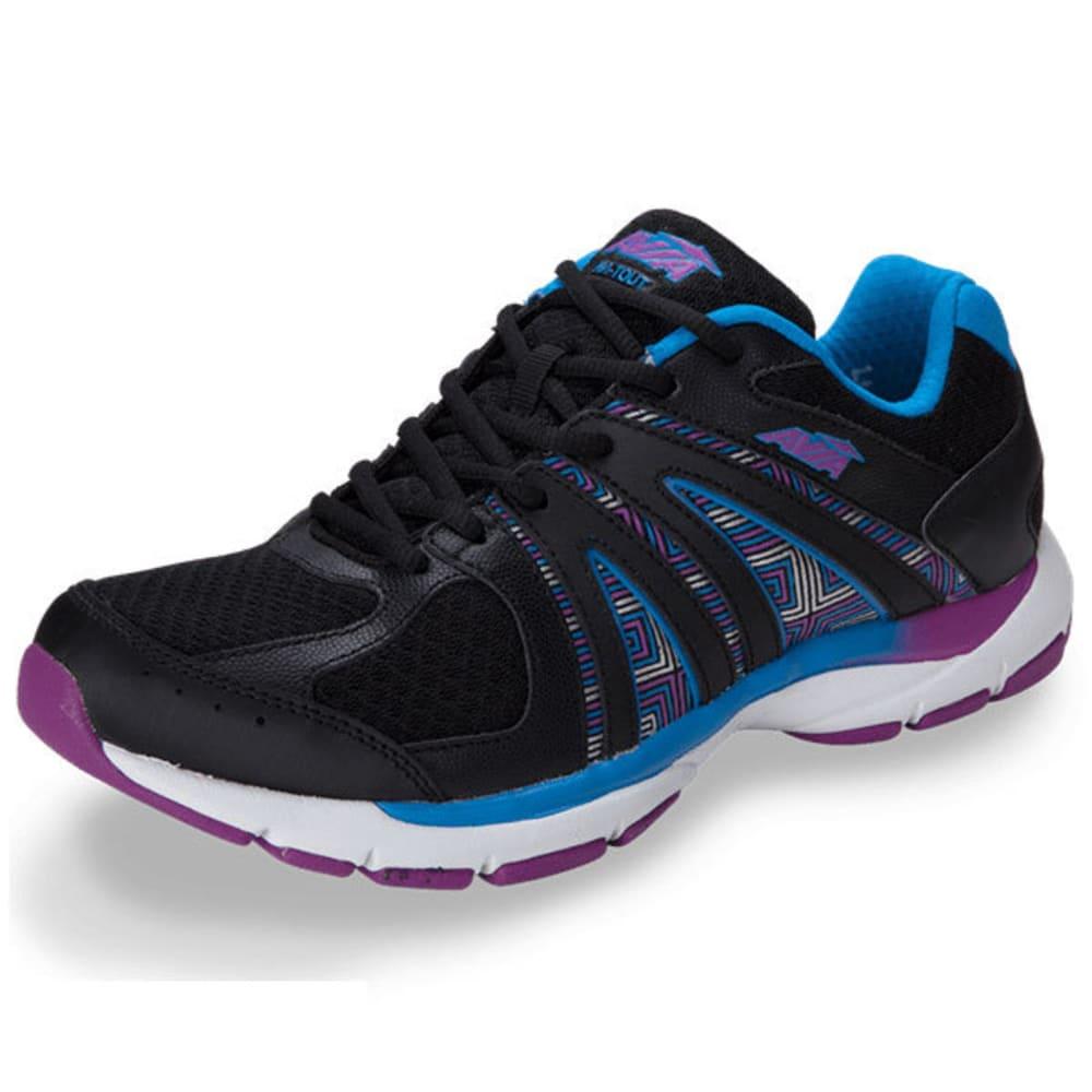 AVIA Women's Avi-Tout Training Shoes - BLACK