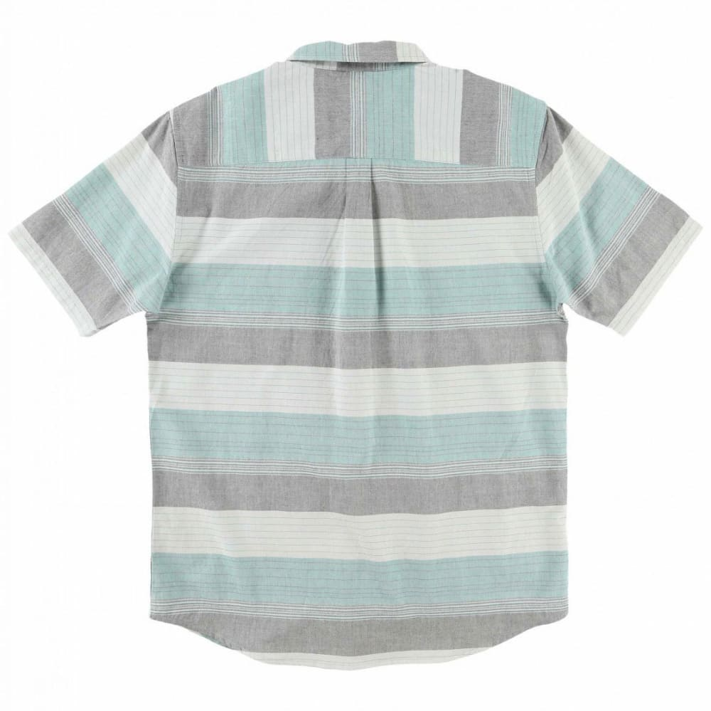 O'NEILL Guys' Rhett Short-Sleeve Shirt - DCH-ASPHALT