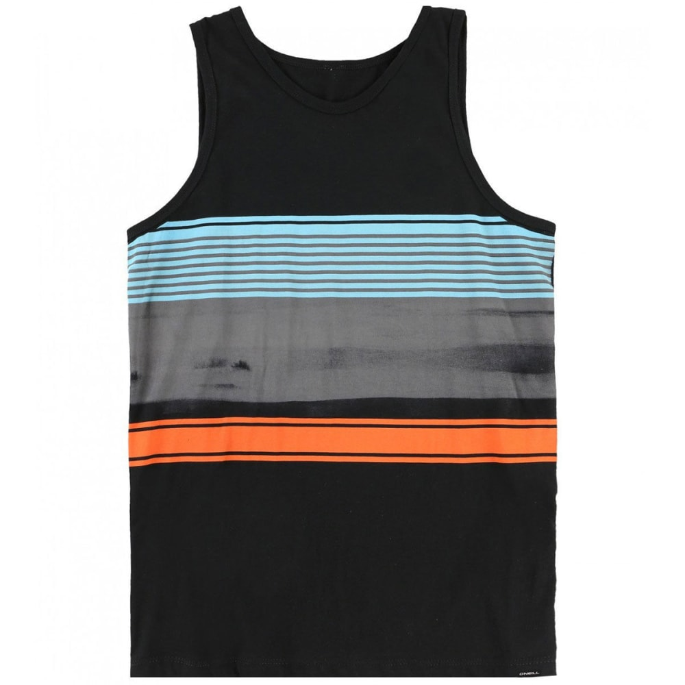 O'NEILL Guys' Hijinx Tank Top - BLK-BLACK