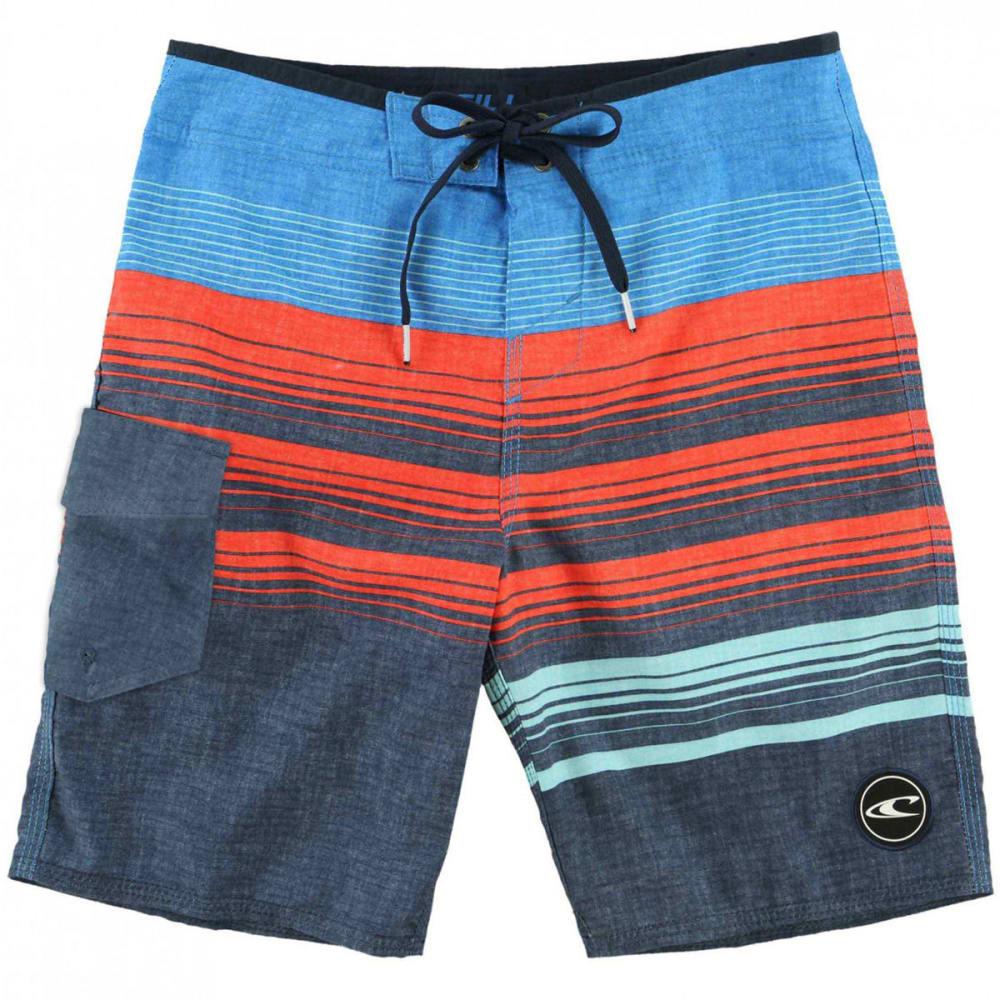 O'NEILL Boys' Lennox Boardshorts - NVY-NAVY