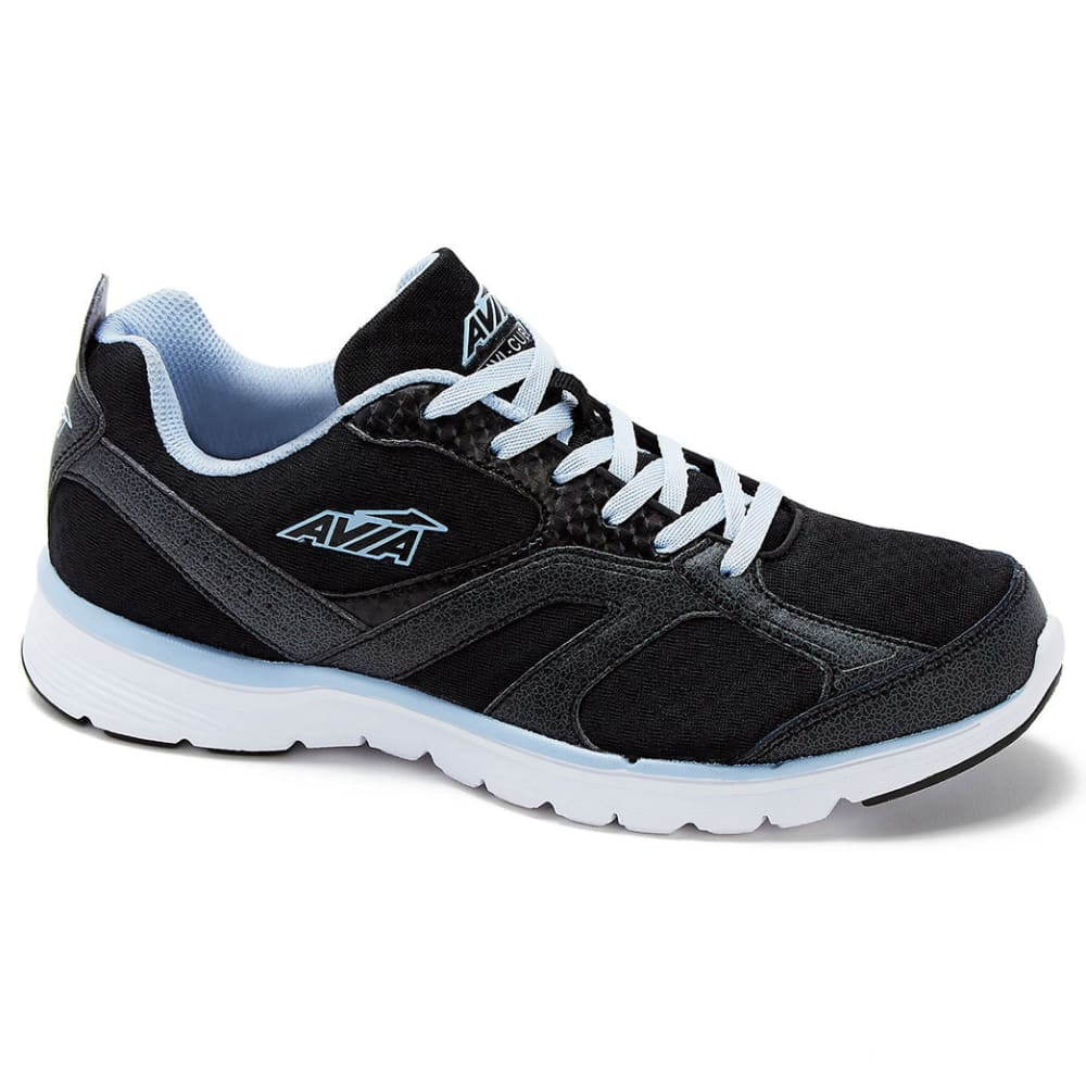 AVIA Women's Avi-Cube Running Shoes - BLACK