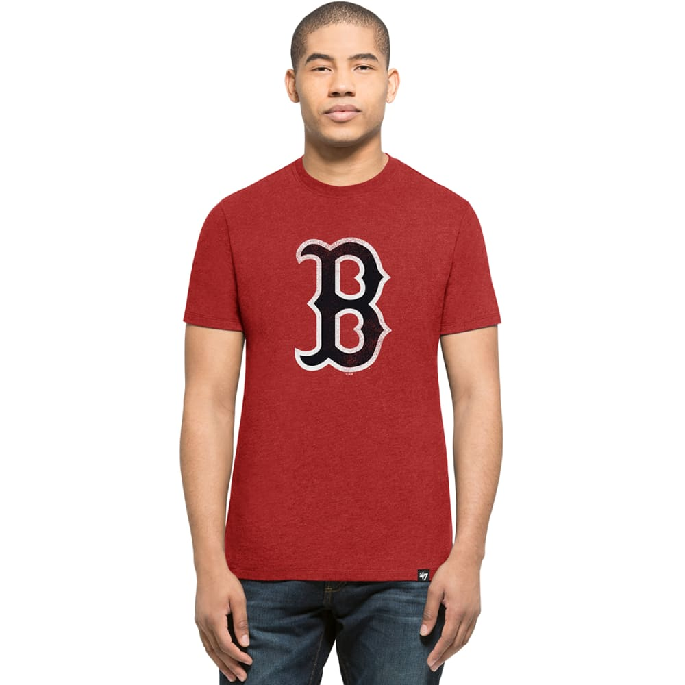 BOSTON RED SOX Men's Knockaround '47 Club Short-Sleeve Tee - RED