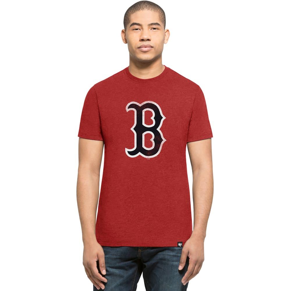 BOSTON RED SOX Men's Knockaround '47 Club Short-Sleeve Tee - RED