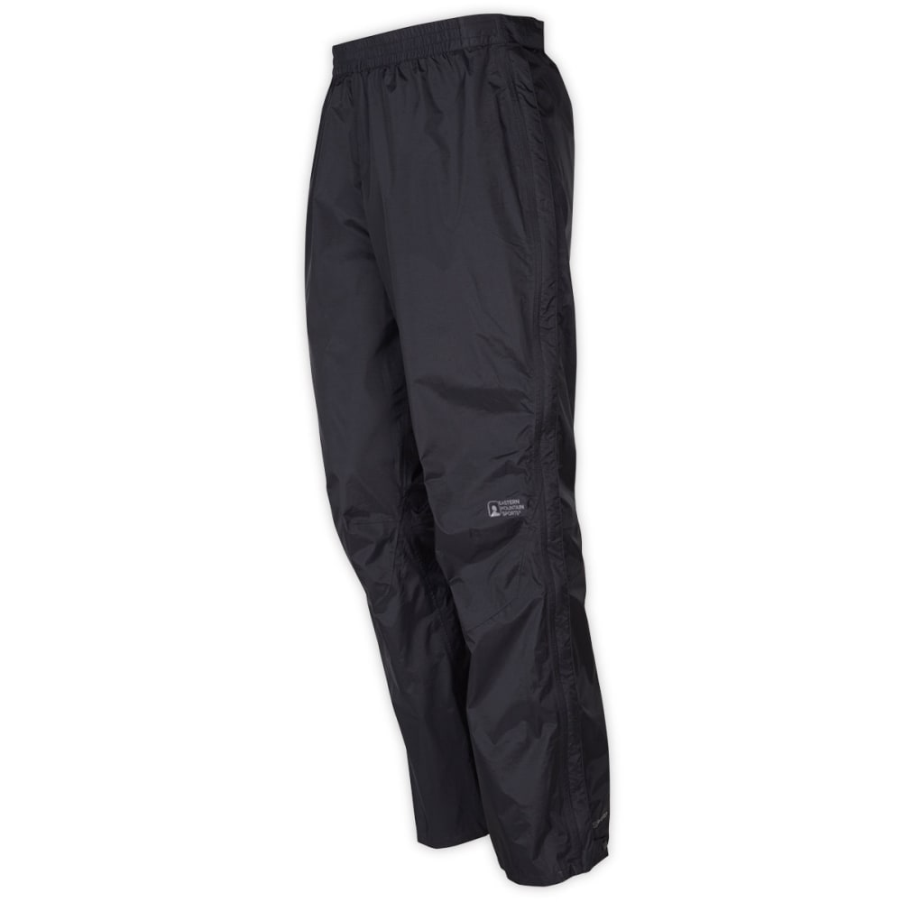 EMS® Men's Thunderhead Full-Zip Rain Pants - BLACK