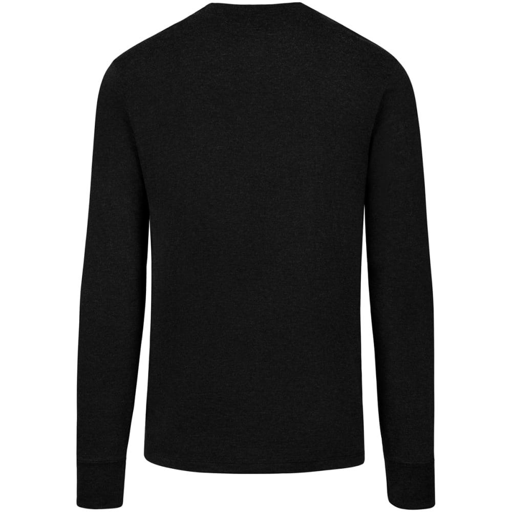 NEW YORK METS Men's '47 Club Long-Sleeve Tee - BLACK