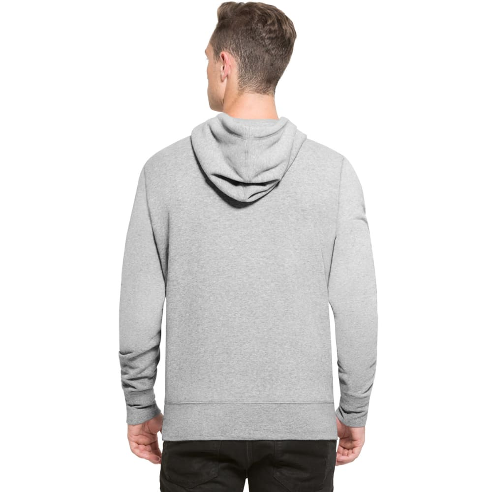 NEW YORK METS Men's Knockaround '47 Headline Pullover Hoodie - GREY