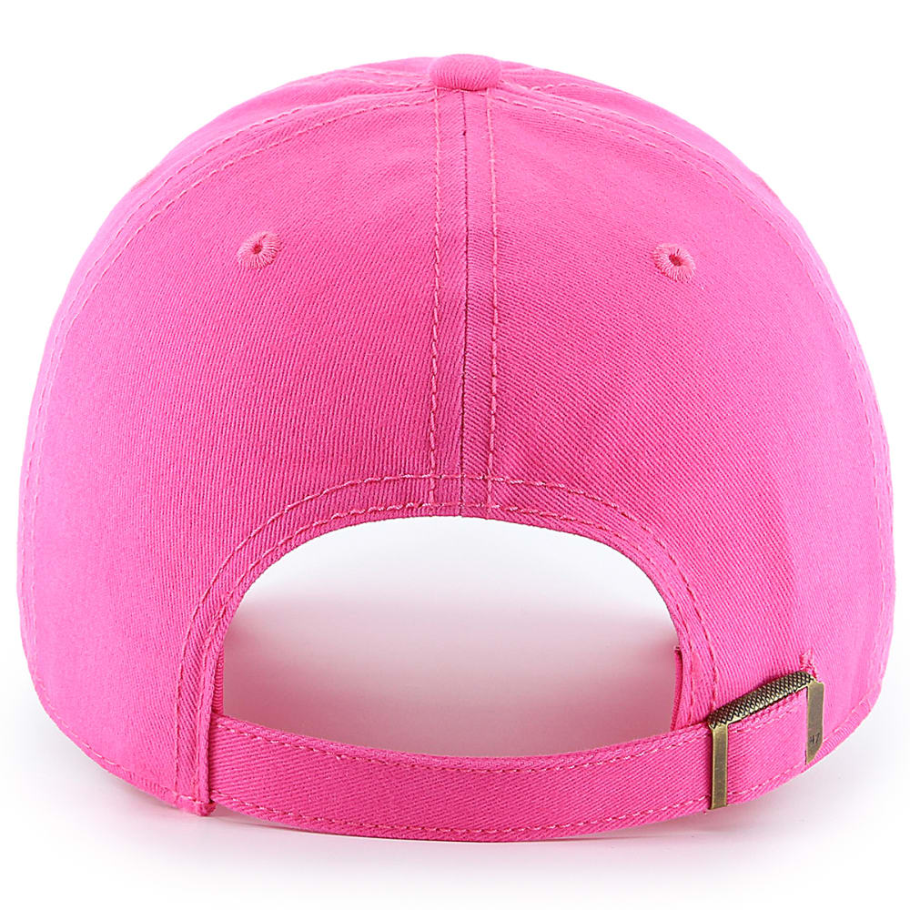 BOSTON RED SOX Women's Miata '47 Clean Up Adjustable Hat - MAGENTA