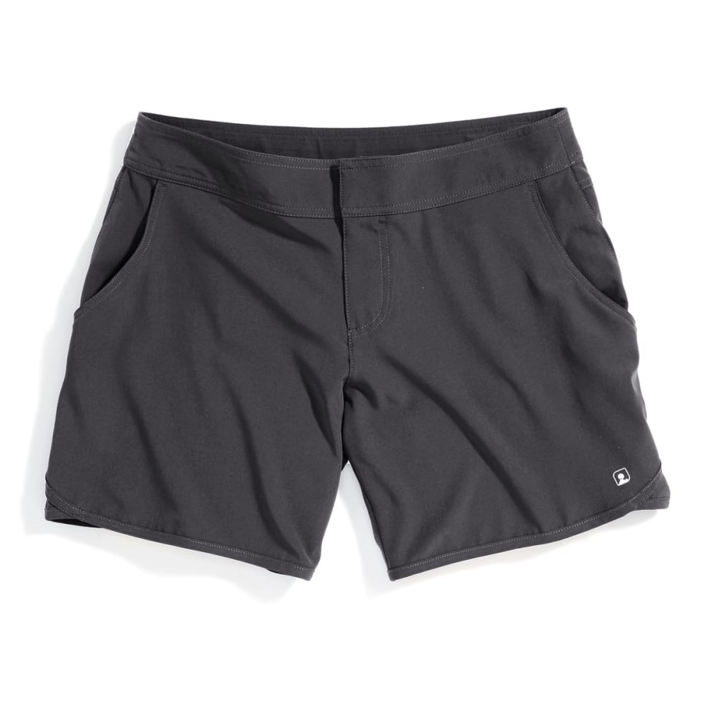 Ems(R) Women's Techwick(R) Hydro Shorts - Black, XS