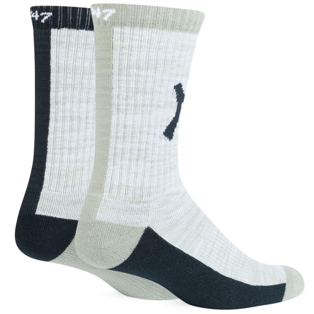 NEW YORK YANKEES '47 Thatcher Crew Socks - GREY