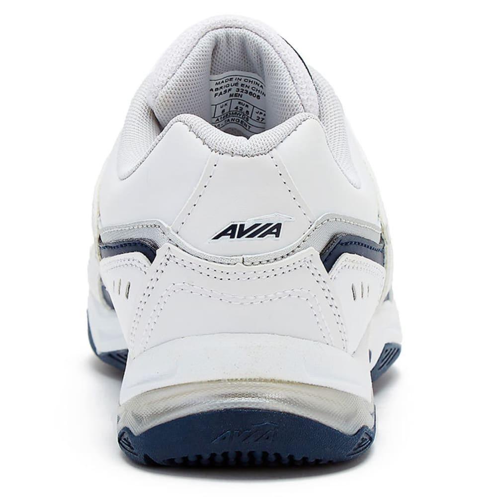 AVIA Men's Avi-Tangent Training Shoes, Wide - WHITE-WIDE
