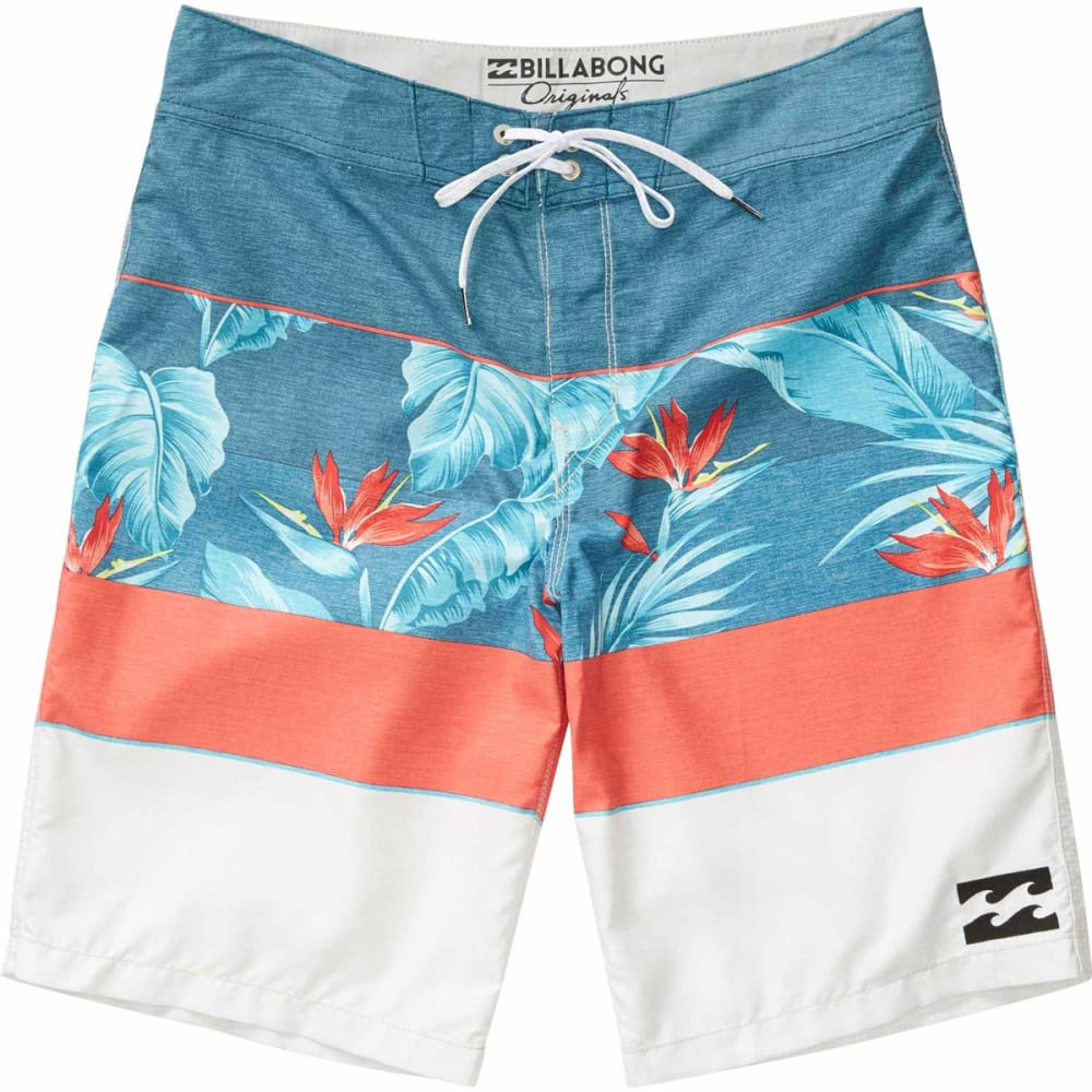 BILLABONG Guys' Paradise OG Boardshorts - FOM-FOAM