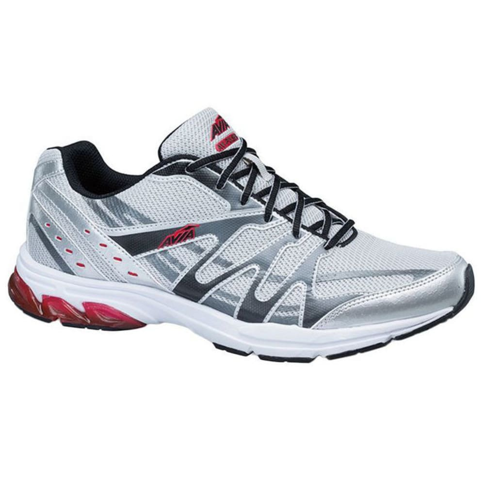 AVIA Men's Avi-Pulse II Running Shoes, Wide - SILVER