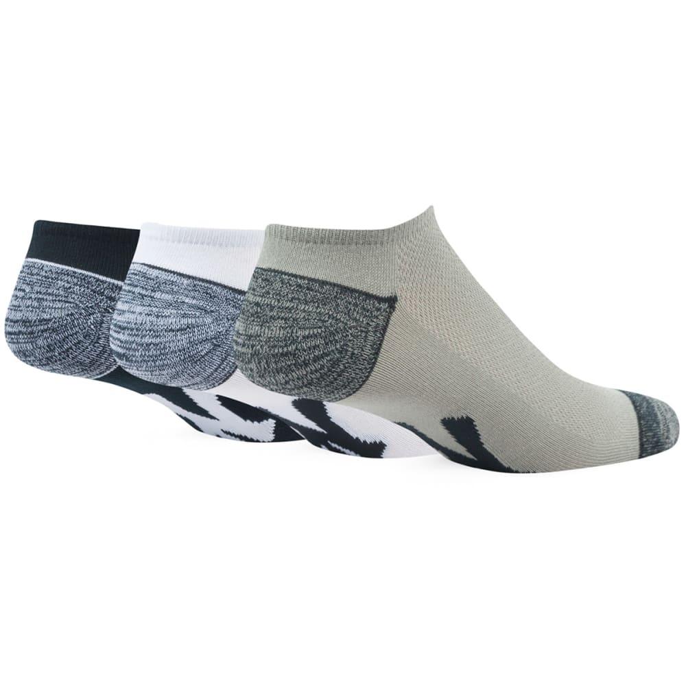 NEW YORK YANKEES Women's '47 Blade No-Show Socks, 3 Pack - NAVY