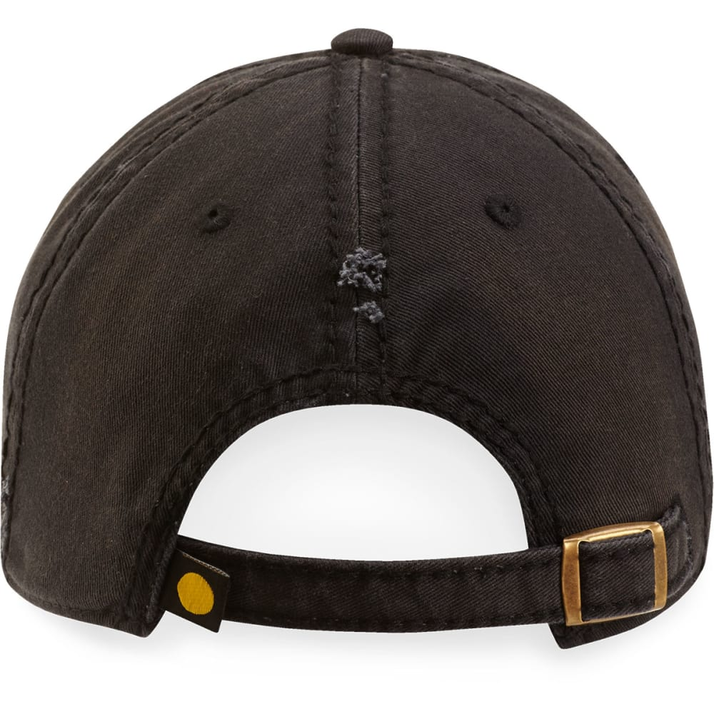 LIFE IS GOOD Men's Happy Hour Sunwashed Chill Cap - NIGHT BLACK
