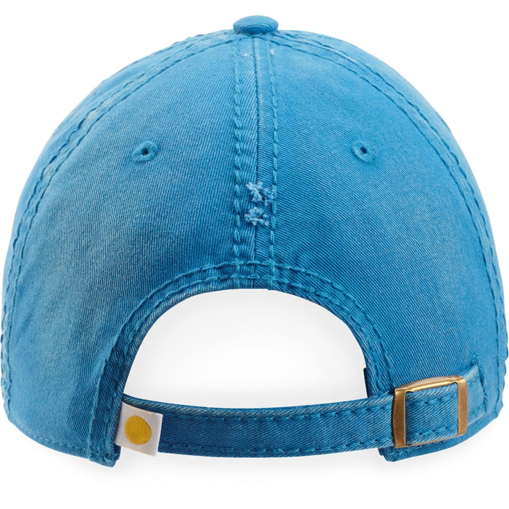 LIFE IS GOOD Women's Anchor Sunwashed Chill Cap - MARINA BLUE