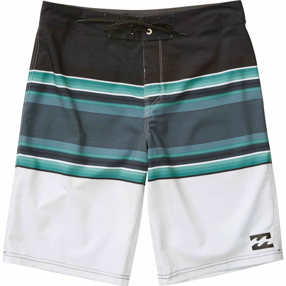 BILLABONG Guys' Spinner X Boardshorts - BLK-BLACK