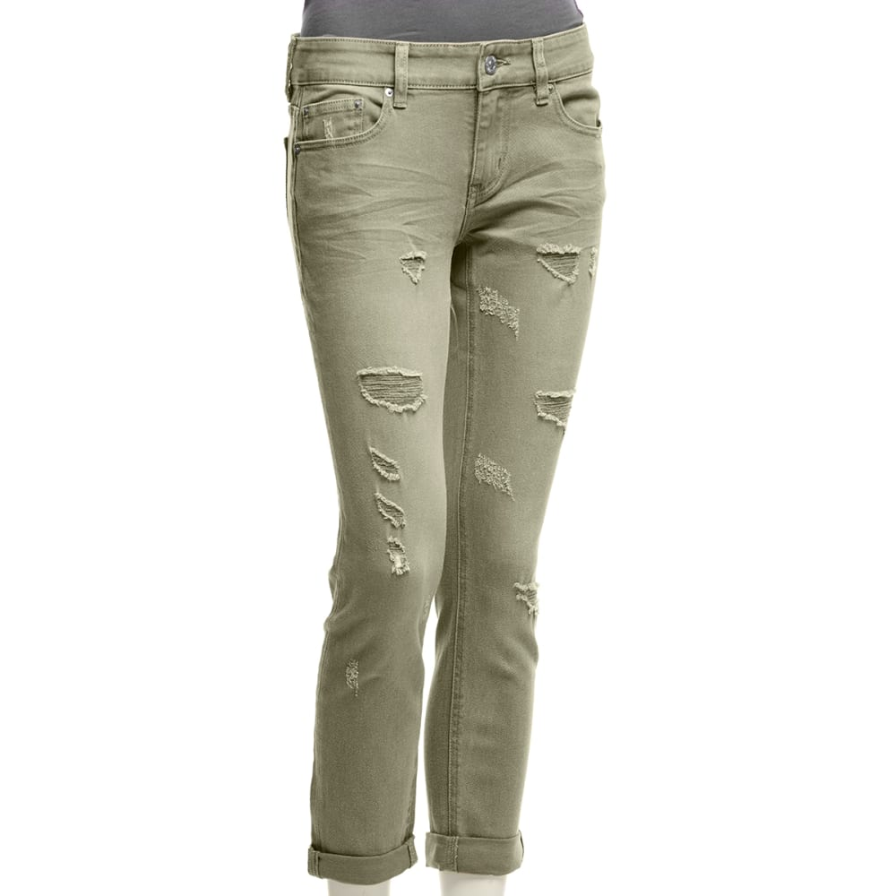UNIONBAY Juniors' Margot Skinny Jeans - 353J-LAUREL