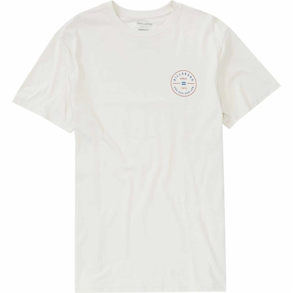BILLABONG Guys' Rotor Short-Sleeve Tee - ROC-ROCK