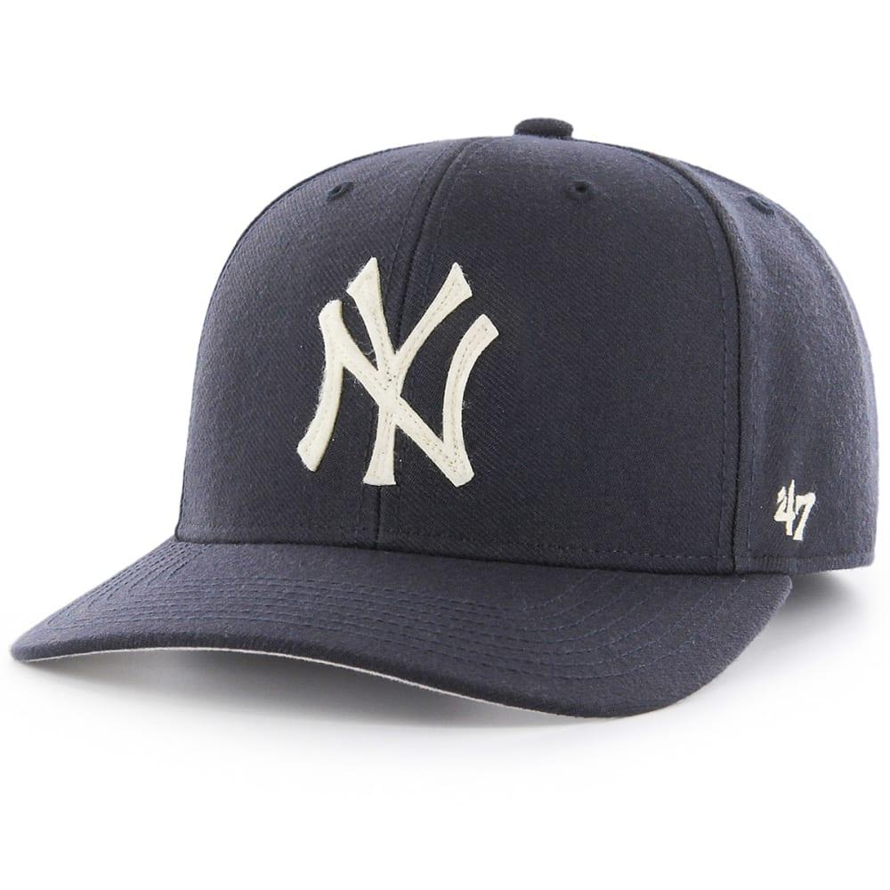 NEW YORK YANKEES Men's Otsego '47 MVP Adjustable Cap - NAVY
