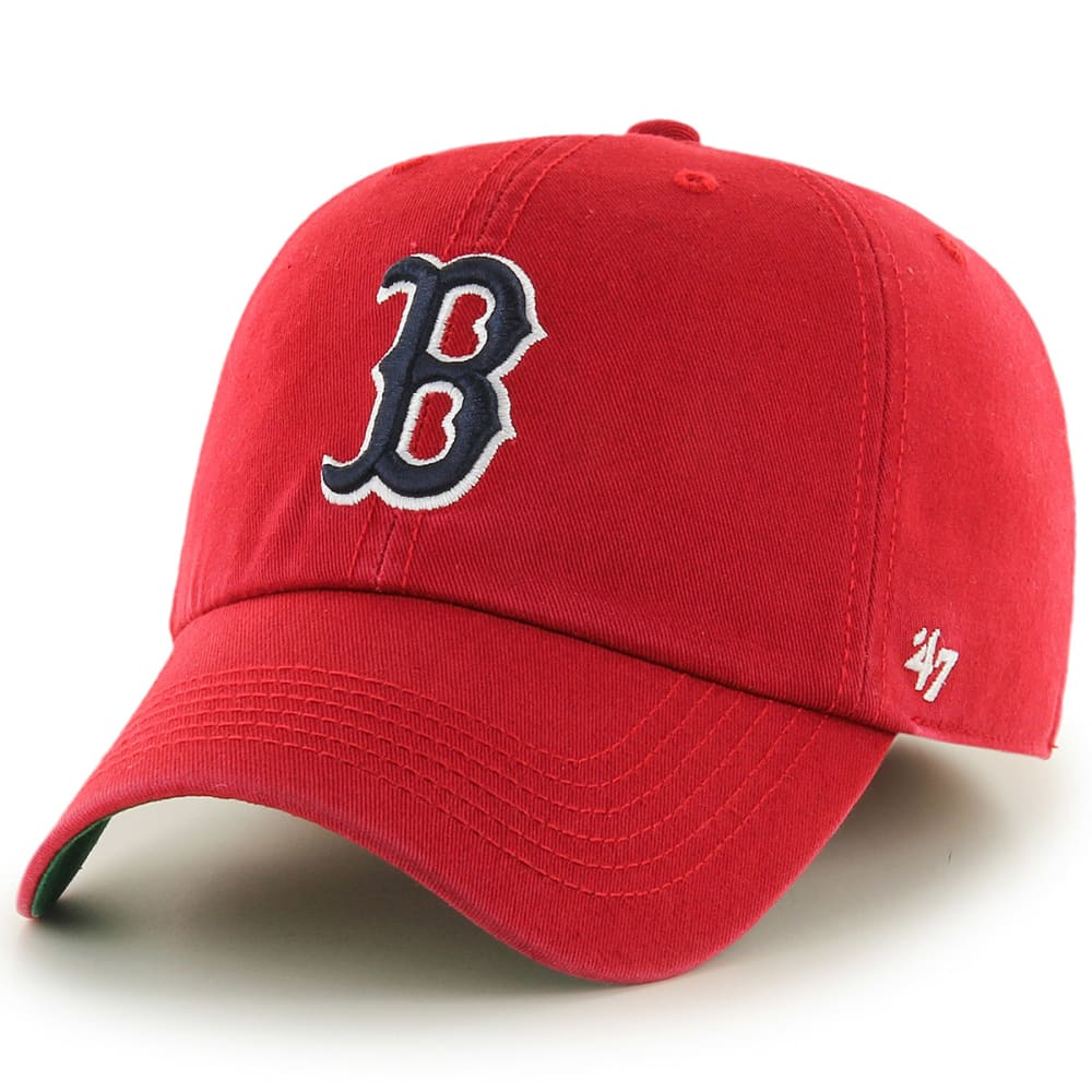 BOSTON RED SOX Men's '47 Franchise Fitted Cap - RED