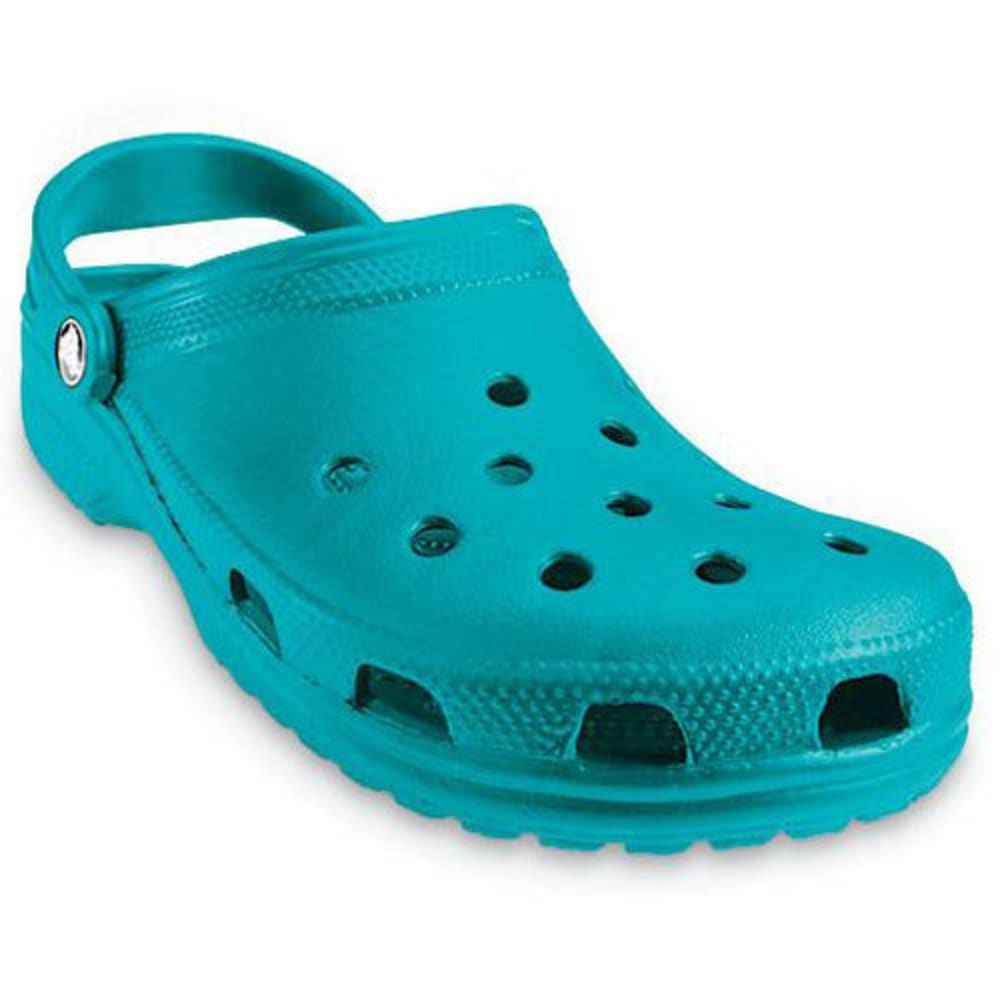 CROC's Classic Clogs, Turquoise - TURQUOISE