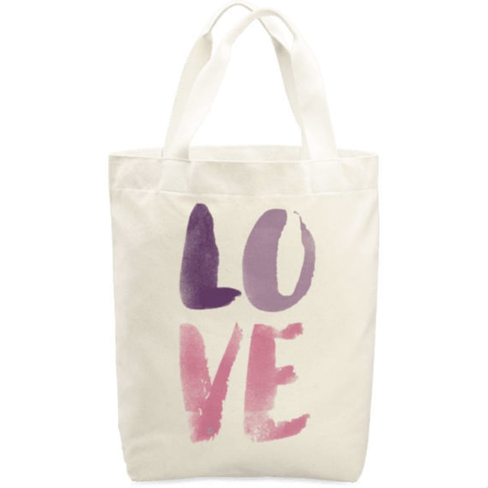 LIFE IS GOOD Women's Love Painted Simplicity Tote - NO COLOR