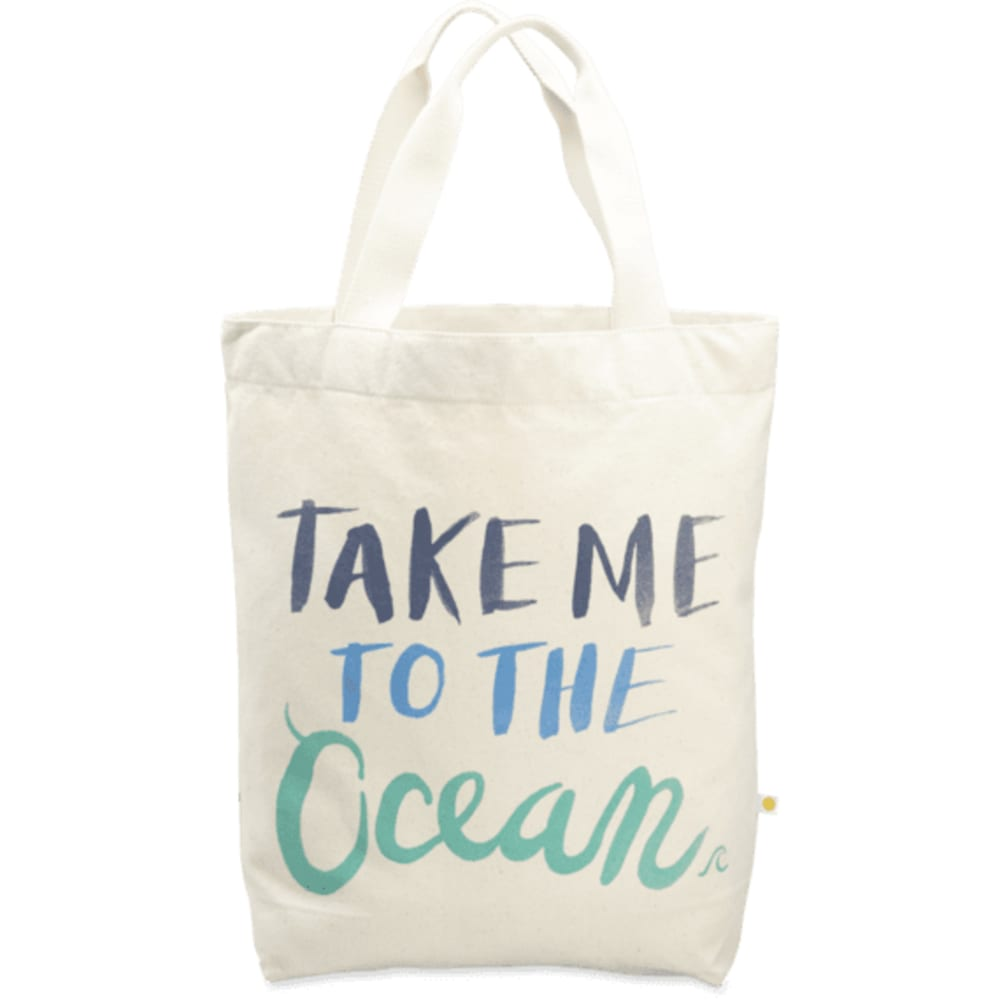 LIFE IS GOOD Women's Take Me to the Ocean Simplicity Tote - NO COLOR