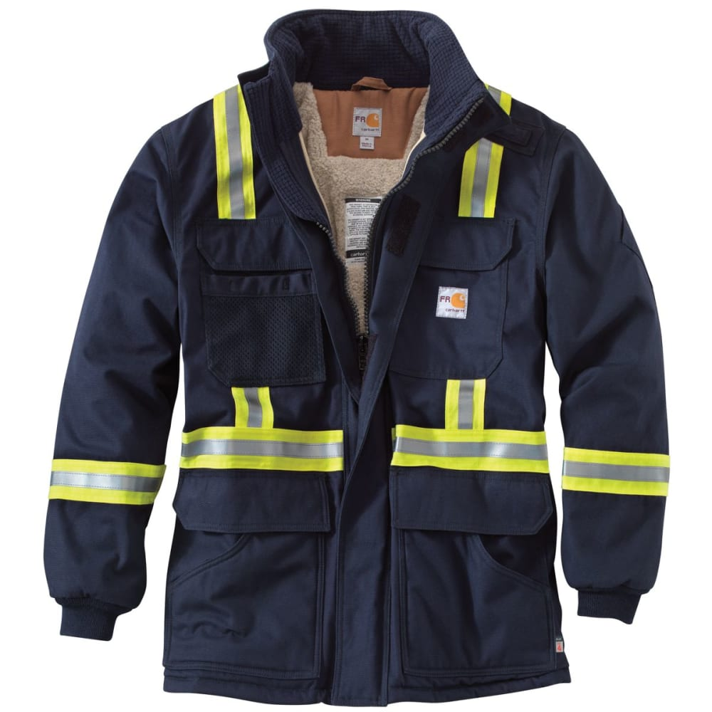 CARHARTT Flame-Resistant Extremes Arctic Coat - DARK NAVY