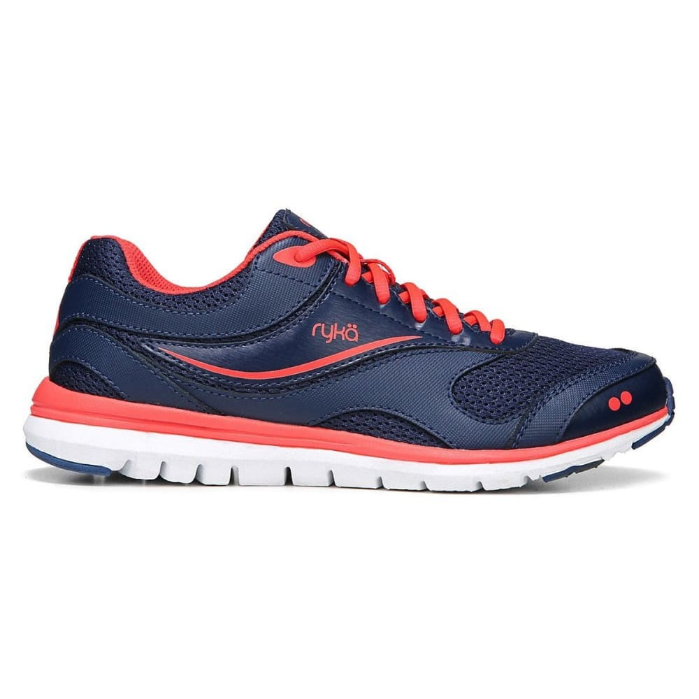 RYKA Women's Salene Walking Shoes - NAVY