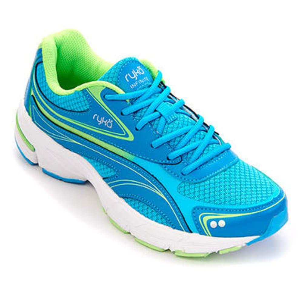 RYKA Women's Infinite Walking Shoes - BLUE