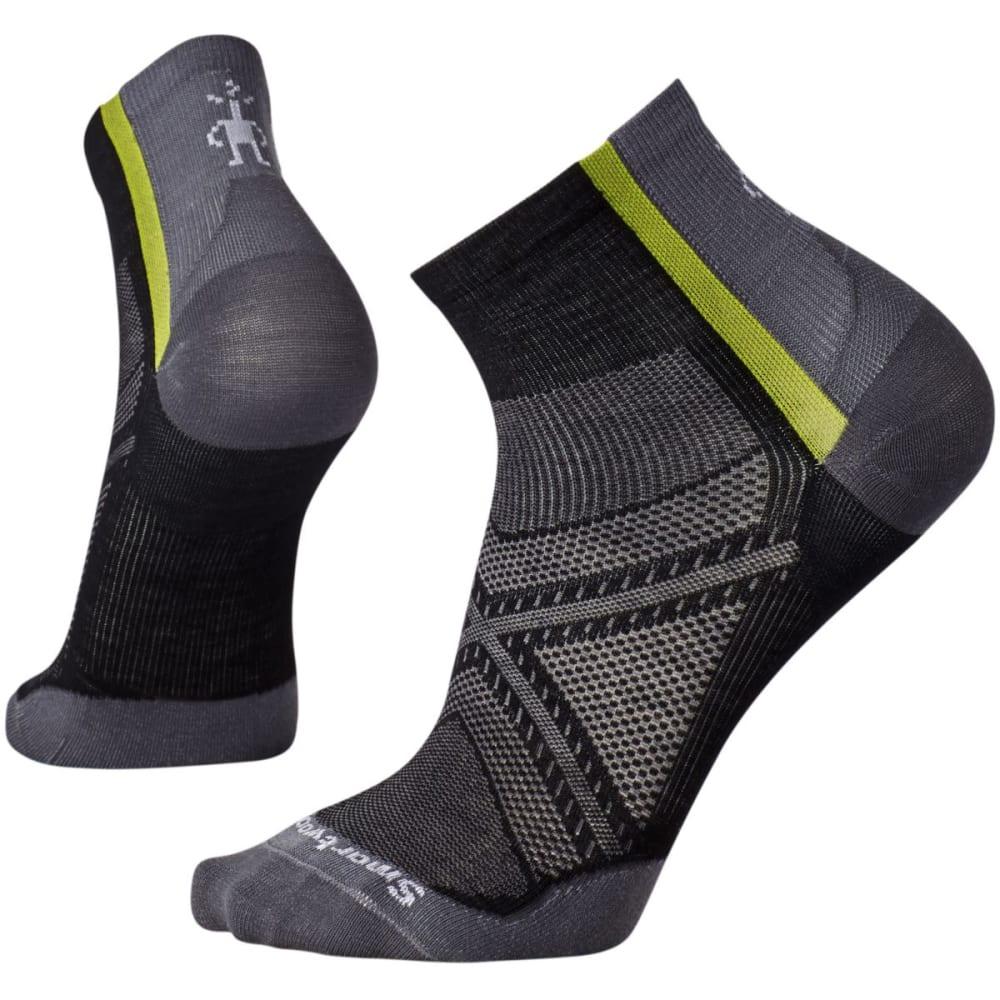 SMARTWOOL Men's PhD Cycle Ultra Light Mini Socks - BLACK-001
