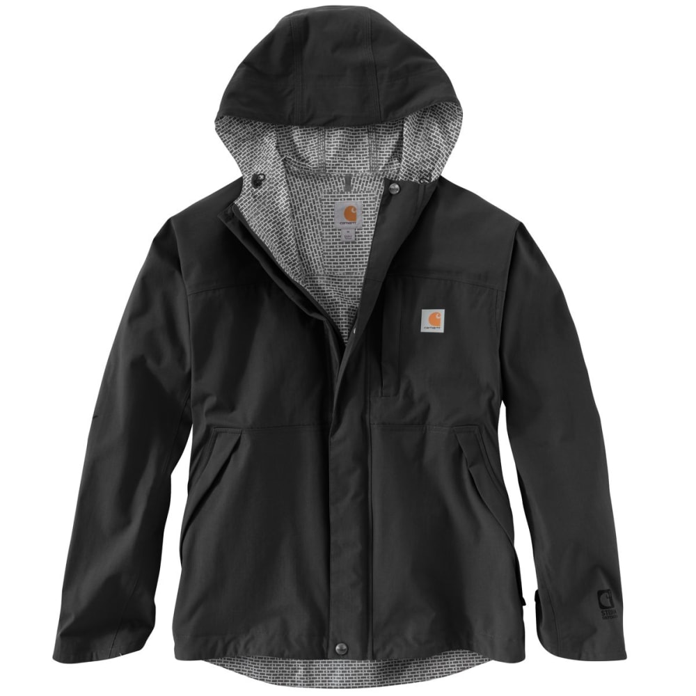 CARHARTT Shoreline Vapor Jacket - BLACK