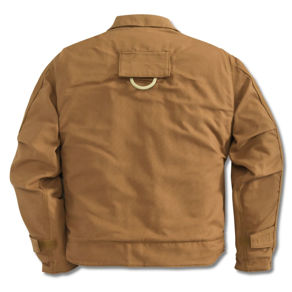 CARHARTT Lanyard Access Jacket - CARHARTT BROWN
